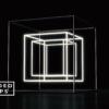 Descarga el plano 1 del VJ Pack Techno Dimension, este plano muestra el Cubo de neones sincronizado a 128 BPM que acompañara tus sets de música sincronizados con este tempo