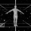 El plano 3 del VJ Pack Techno Dimension, 3 personajes diferentes en rotación infinita, planos con canal alpha